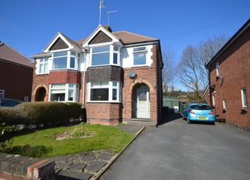 Thumbnail 3 bed semi-detached house for sale in The Monks Croft, Cheylesmore, Coventry