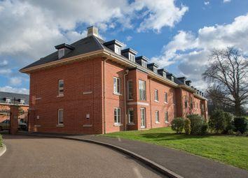 Thumbnail 2 bedroom flat to rent in Henmarsh Court, Foxholes Business Park, Hertford