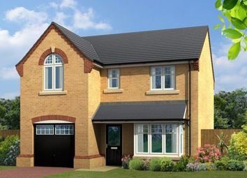 """Thumbnail 4 bed detached house for sale in """"The Tiverton"""" at Ravenswood Fold, Off Premier Way, Glasshoughton, Castleford"""