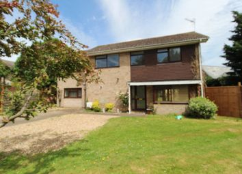 Thumbnail 5 bedroom detached house to rent in Queensway, Mildenhall, Suffolk