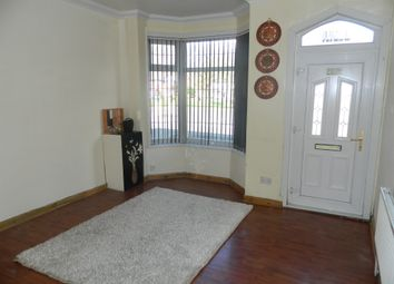 Thumbnail 3 bed terraced house for sale in Fern Villas, Bull Street, Darlaston, Wednesbury