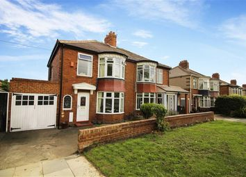Thumbnail 3 bed semi-detached house for sale in Marden Road South, Whitley Bay, Tyne And Wear