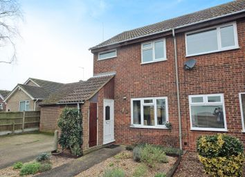 Thumbnail 3 bed end terrace house for sale in High Street, Riseley, Bedford