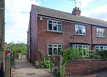 Thumbnail 3 bed semi-detached house for sale in Holmhirst Road, Woodseats, Sheffield