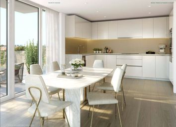Thumbnail 2 bed flat for sale in Fairfax House, Fulham Reach