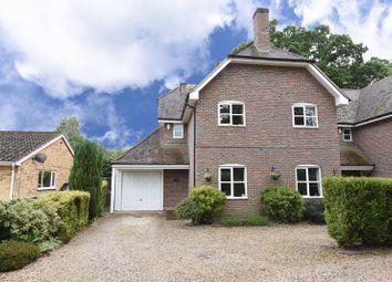 Thumbnail 5 bedroom detached house for sale in Bishopswood Lane, Baughurst, Tadley