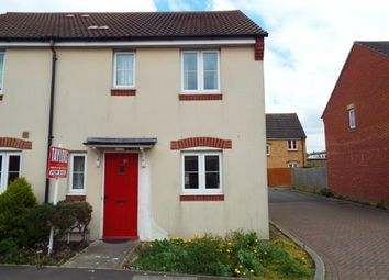 Thumbnail 3 bedroom end terrace house for sale in Horsham Road, Swindon, Wiltshire