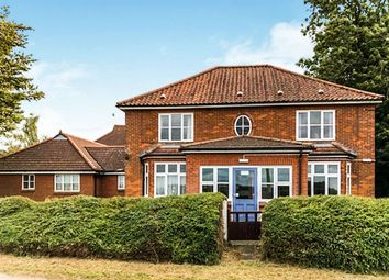 Thumbnail Detached house for sale in Milestone Lane, Wicklewood, Wymondham
