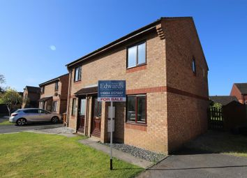 Thumbnail 2 bed property for sale in Trickey Close, Tiverton
