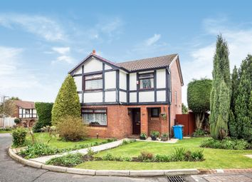Thumbnail 4 bed detached house for sale in Firbank Close, Windmill Hill, Runcorn