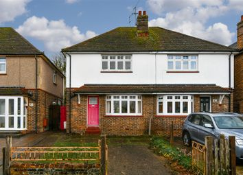 Thumbnail 3 bed semi-detached house for sale in Eastnor Road, Reigate