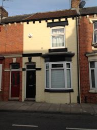 Thumbnail 3 bed terraced house to rent in Laurel Street, Middlesbrough