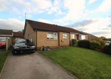 Thumbnail 2 bed semi-detached bungalow to rent in Stoke Close, Belper