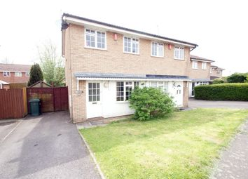 Thumbnail 2 bed semi-detached house to rent in Brython Drive, St. Mellons, Cardiff