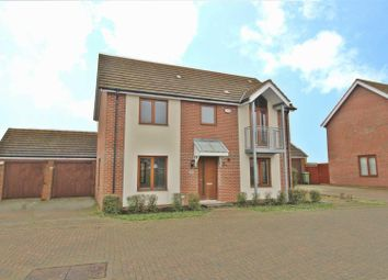 Thumbnail 4 bedroom detached house to rent in Dymchurch, Broughton, Milton Keynes