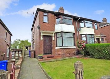 Thumbnail 2 bedroom semi-detached house for sale in Kelvin Avenue, Sneyd Green, Stoke-On-Trent