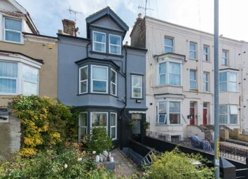 Thumbnail 7 bedroom terraced house for sale in Godwin Road, Cliftonville, Margate