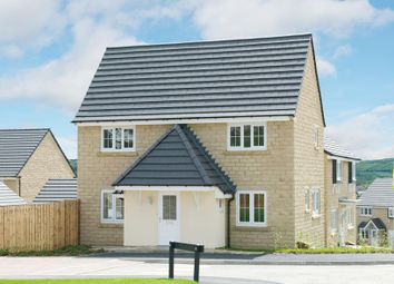"Thumbnail 3 bedroom detached house for sale in ""Falmouth"" at Helme Lane, Meltham, Holmfirth"