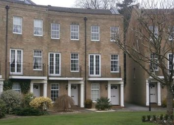 Thumbnail 4 bed town house to rent in Lindsay Road, Branksome Park, Poole