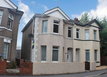 Thumbnail 4 bed semi-detached house for sale in Manor Road South, Woolston, Southampton.
