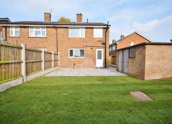 3 bed semi-detached house for sale in Rufford Avenue, Rainworth, Mansfield NG21