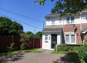 Thumbnail 3 bed semi-detached house for sale in Radleigh Close, Sandringham Gardens, Northampton