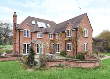 Thumbnail 6 bed detached house to rent in Rectory Farm, Finchampstead, Wokingham, Berkshire
