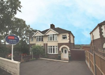 Thumbnail 3 bed semi-detached house for sale in Birches Head Road, Birches Head, Stoke-On-Trent