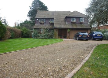 Thumbnail 5 bed detached house for sale in Maddox Lane, Bookham, Leatherhead