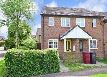 Thumbnail 2 bed end terrace house to rent in Churchwood Drive, Tangmere, Chichester