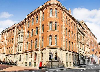 Thumbnail 1 bed flat for sale in Stoney Street, Nottingham