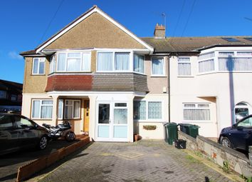 Thumbnail 3 bed terraced house for sale in Rayford Close, Dartford, Kent