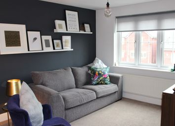 Thumbnail 2 bed flat for sale in Corbel Way, Eccles, Manchester