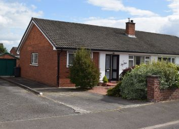 Thumbnail 3 bed semi-detached bungalow for sale in Cairndhuna, 37 Martinton Road, Heathhall, Dumfries