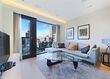 Thumbnail 1 bed flat to rent in Roman House, Wood Street, London