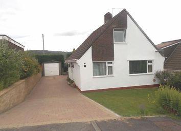 Thumbnail 3 bed detached house for sale in Glas Cwm, Coed-Y-Cwm, Pontypridd