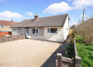 Thumbnail 2 bed semi-detached bungalow for sale in Plumptre Road, Paulton, Bristol