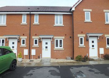 Thumbnail 2 bed terraced house for sale in Leisler Gardens, Paxcroft Mead, Trowbridge, Wiltshire