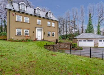 Thumbnail 5 bed detached house for sale in Conqueror Drive, Plymouth, Devon