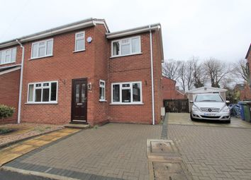 Thumbnail 4 bed semi-detached house for sale in Hampstead Lane, Stockport
