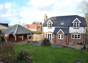 Thumbnail 4 bed detached house for sale in Long Lane, Newbury, Berkshire