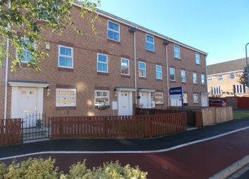 Thumbnail 4 bedroom town house for sale in Fullerton Way, Thornaby, Stockton-On-Tees
