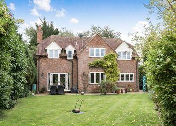 Thumbnail 4 bed detached house for sale in Sherborne St. John, Basingstoke, Hampshire