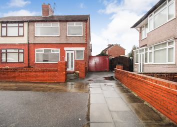 Thumbnail 3 bed semi-detached house for sale in Balliol Grove, Crosby, Liverpool