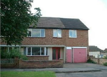 Thumbnail Property to rent in Acton Way, Cambridge