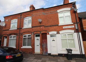 Thumbnail 2 bed terraced house to rent in Voughan Street, Leicester