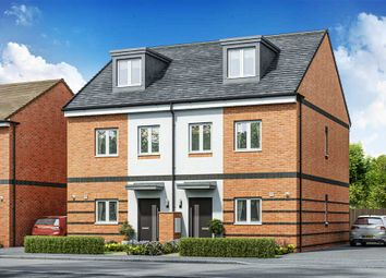 """Thumbnail 3 bed property for sale in """"The Thetford"""" at Bristol Road, Bridgwater"""