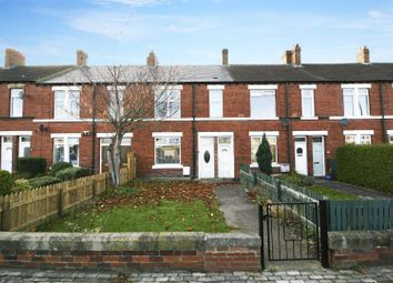 Thumbnail 3 bed flat for sale in East View, Wideopen, Newcastle Upon Tyne