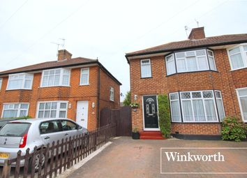 Thumbnail 3 bed semi-detached house for sale in Bullhead Road, Borehamwood, Hertfordshire