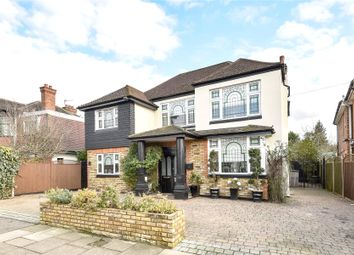 Thumbnail 4 bed detached house for sale in Myddelton Park, Whetstone